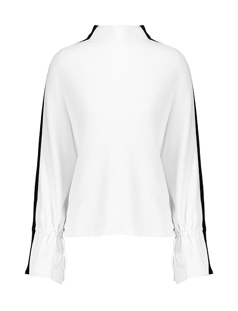 select for official value for money top-rated quality Sporty Knit Jumper