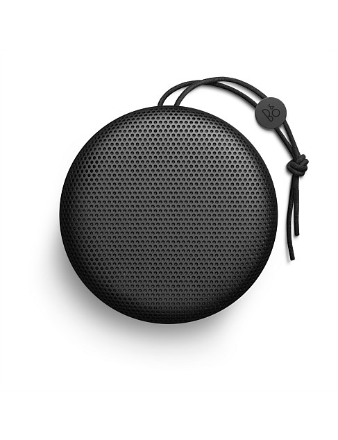 Beoplay A1 Portable Wireless Bluetooth Speaker - Black