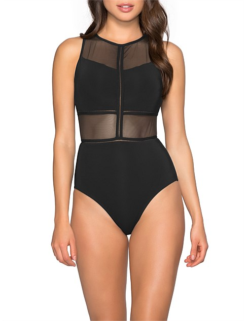 Aspire High Neck One Piece