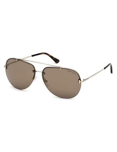 Brad Sunglasses by Tom Ford