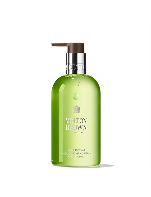 Lime and Patchouli Hand Wash