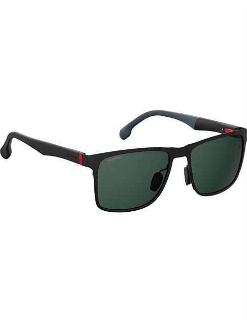 CARRERA 8026/S 003 57 QT MTT BLACK