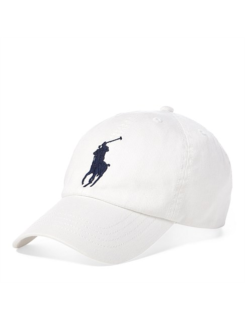 e10ad912dac26 Big Pony Chino Baseball Cap On Sale. 1  2. Zoom. Polo Ralph Lauren
