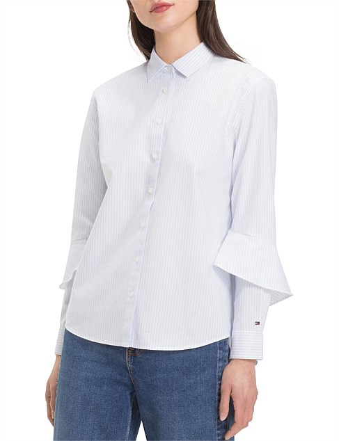 Pames Frill Long Sleeve Blouse