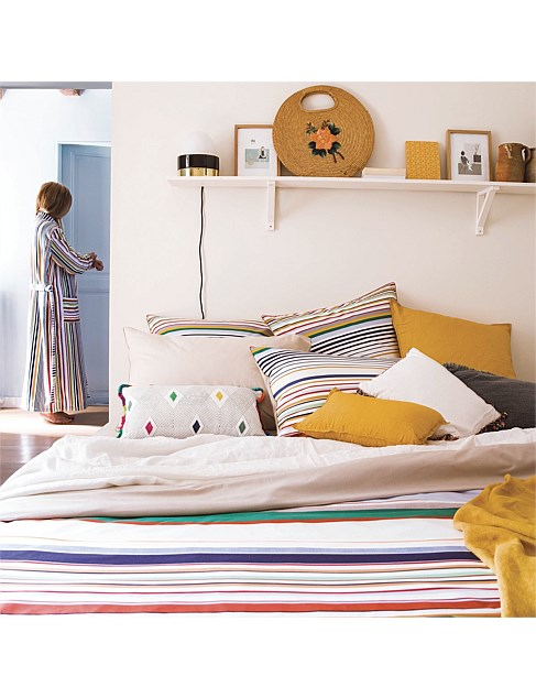 Bed Sheets Buy Bedding Online David Jones Antonio Single Bed