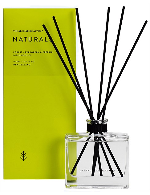 Naturals Diffuser 100ml Forest Evergreen & Freesia