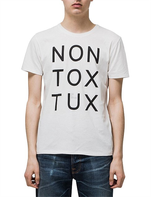 Anders Tee 'Non Tox Tux'