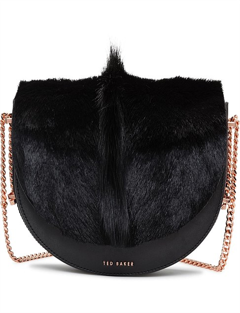 Exotic Trim Moonbag by Ted Baker