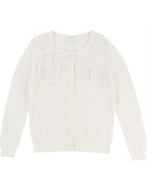 Girls  Summer Enfant Knitted Cardigan(8 Years)