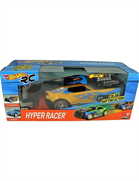 Nikko Hot Wheels Hyper Racer Twinduction