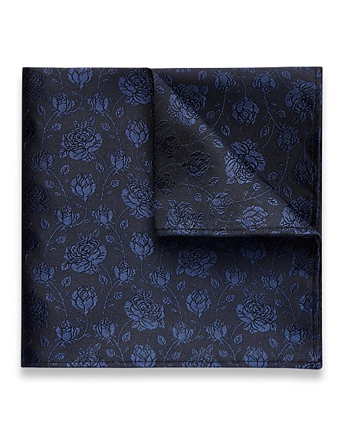 Strom Silk Pocket Square