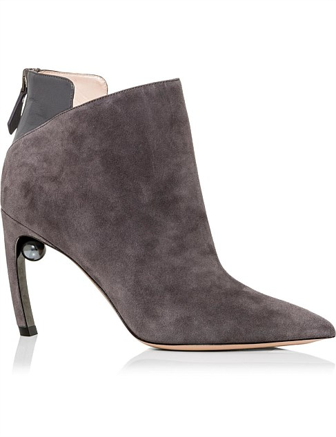 90mm Mira Pearl Ankle Boot