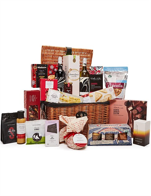 Complete Christmas Hamper