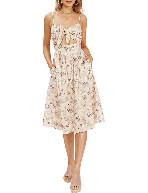 Tropical Novelty Dress by Minkpink