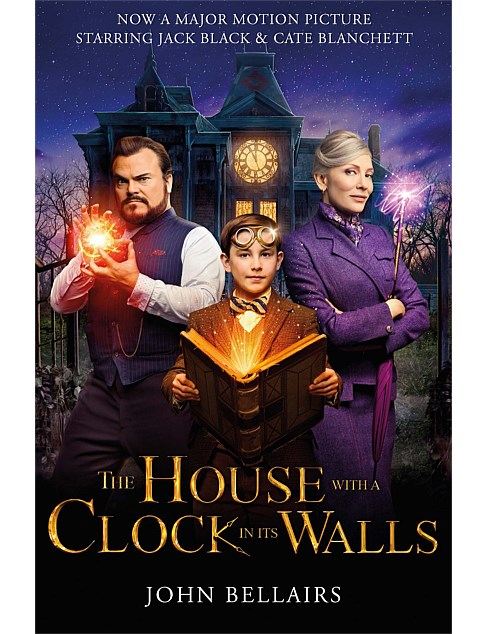 House With a Clock in Its Walls  - Film Tie-in Edition