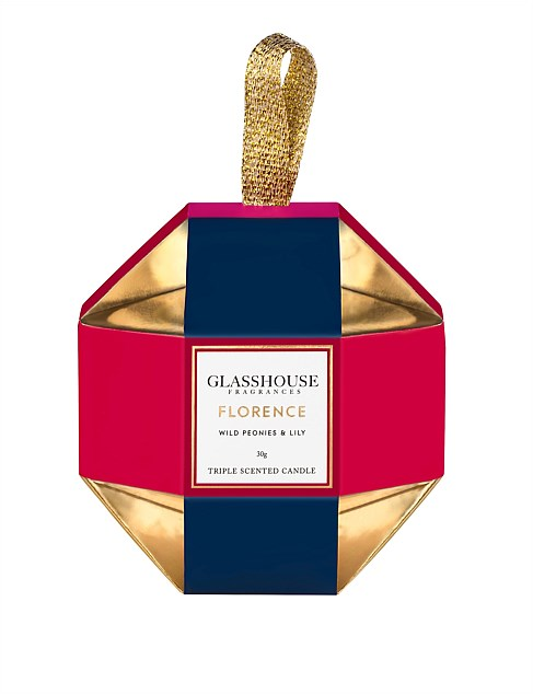 Florence 30g Candle Hanging Ornament