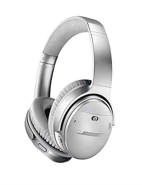 QuietComfort 35 Wireless Headphones - Silver