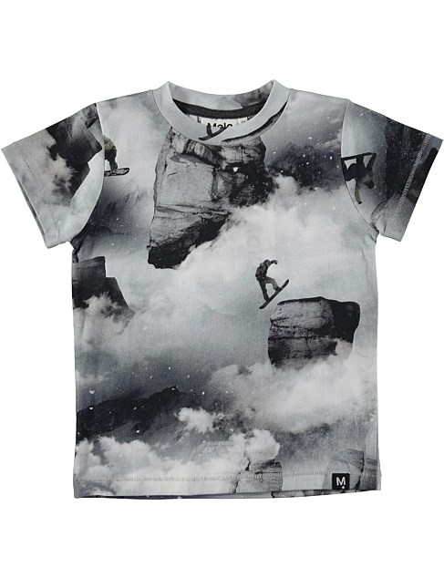 """Snowboarders"" Tee (4-12Years)"