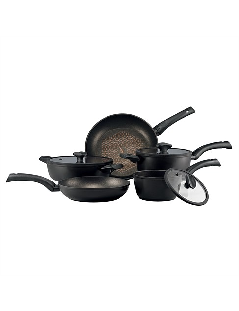 Per Salute Non-Stick 5 Piece Cookware Set