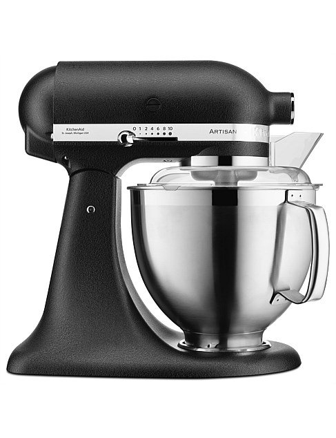 KSM177 Stand Mixer Cast Iron Black