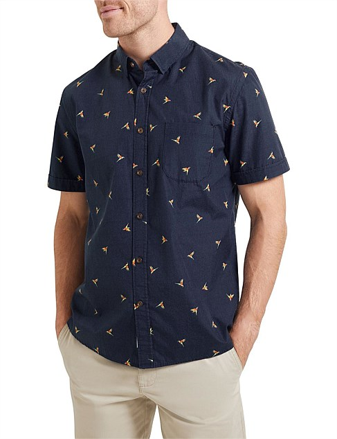 Short Sleeve Regular Chris Shirt