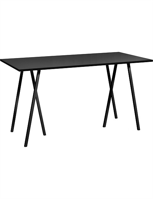 Loop Stand table  High 180x87.5x97 cm