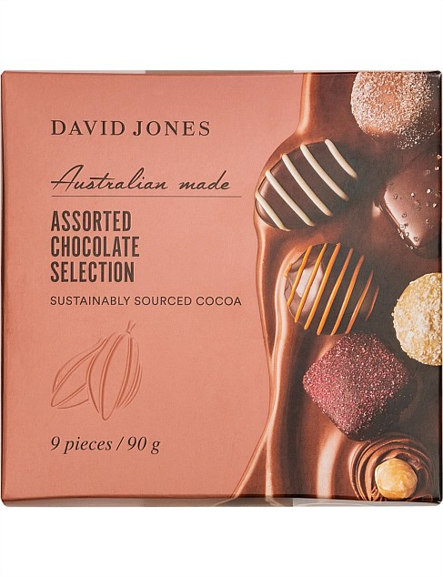 Assorted Chocolate Selection 90g