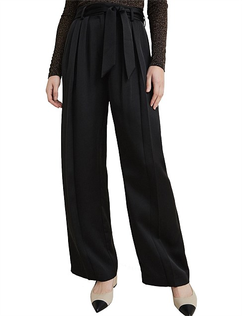 Luxe Pleat Pant
