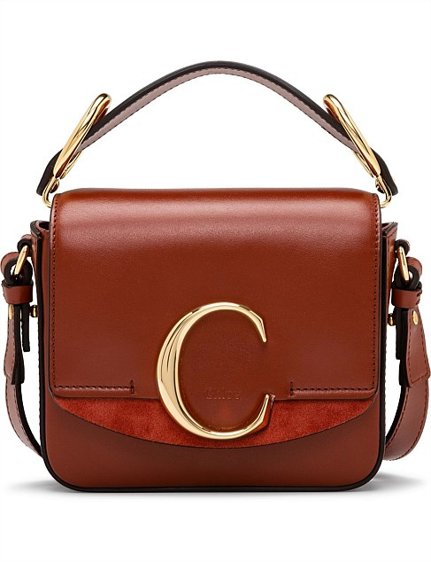 CHLOE C SMALL LEATHER BAG