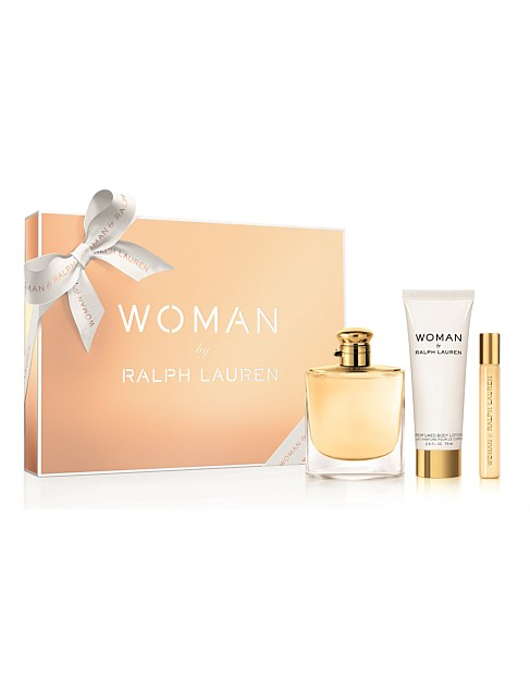 Woman EDP 100ml Set