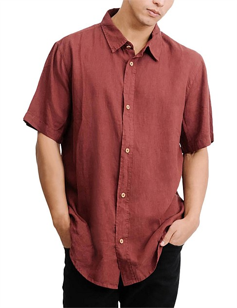 Zepplin Hemp S/S Shirt