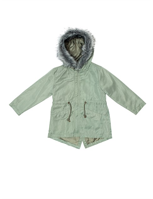 Anorak (Girls 2-7)