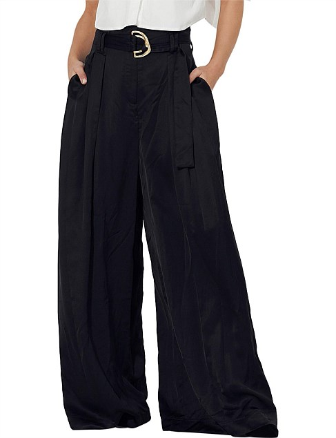Thea Belted Wide Leg