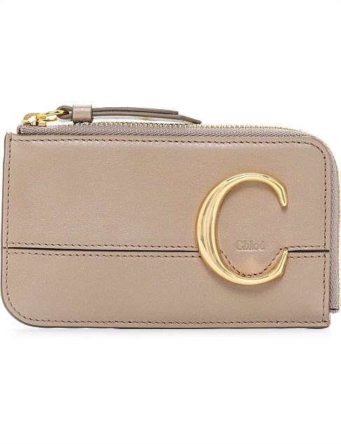 CHLOE C MALL PURSE WITH CARD SLOTS