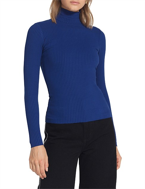 Luxe Rib Long Sleeve