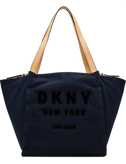 COURTNEY - EW TOTE - CANVAS