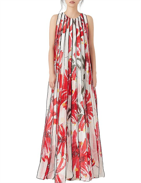 Banksia Strip Gown