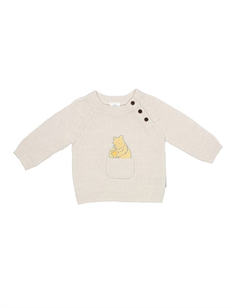 KNIT SWEATER (NB-9M)