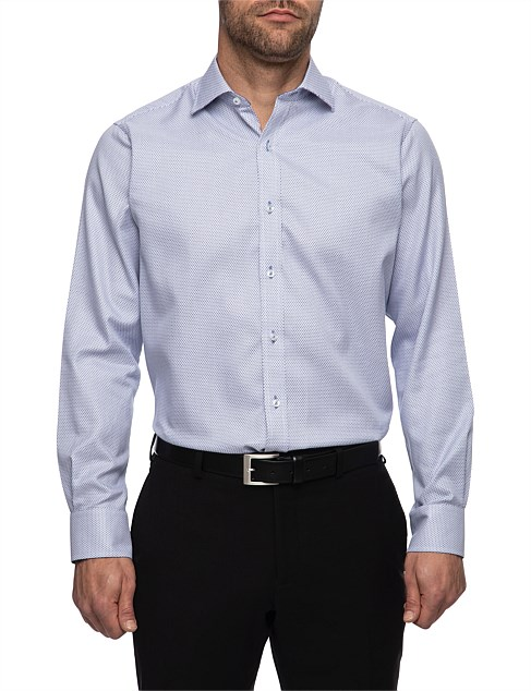Dylan Textured Shirt - City Tailored Fit