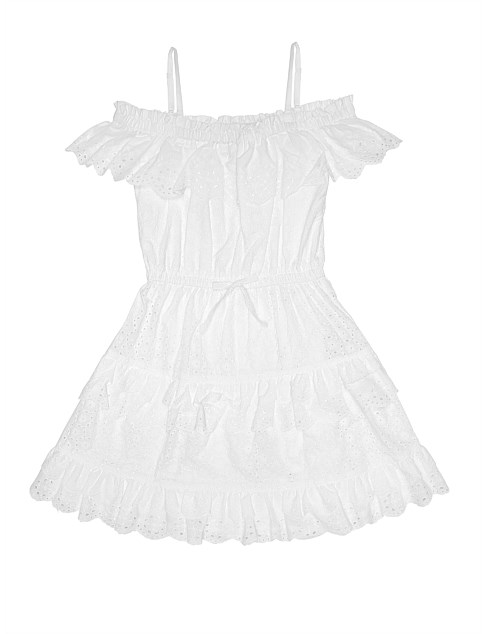 Luna Tiered Dress (Girls 8-16)