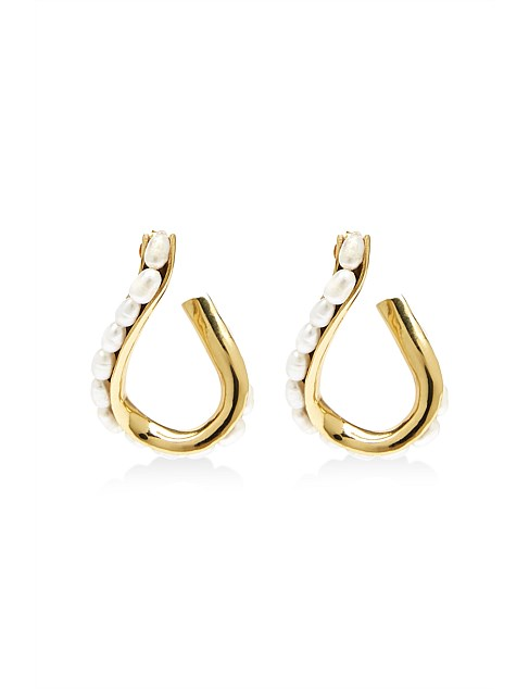 THE PEARL CURVE HOOPS