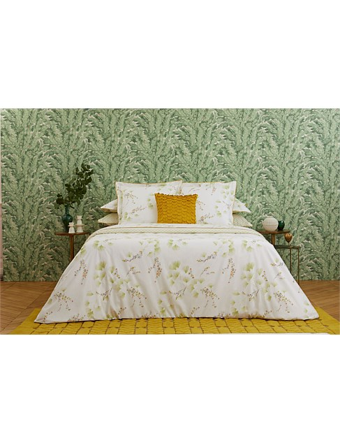 Ginkgo Queen Bed Duvet Cover