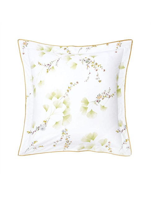 Ginkgo European Pillow Case