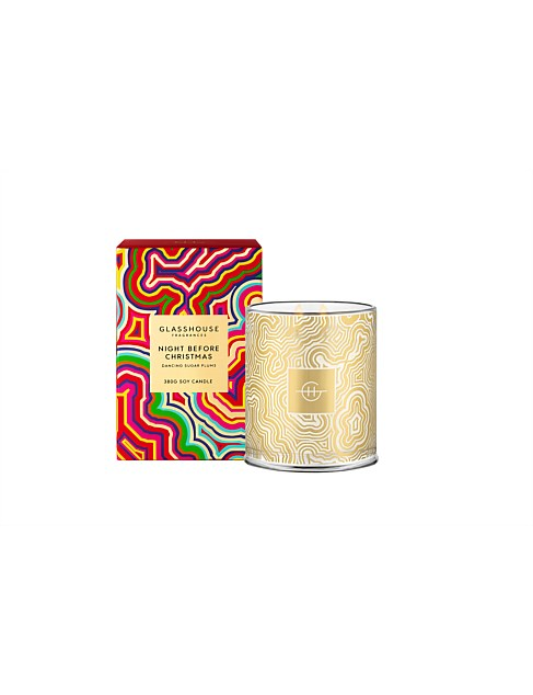 Night Before Christmas 380g Triple Scented Candle