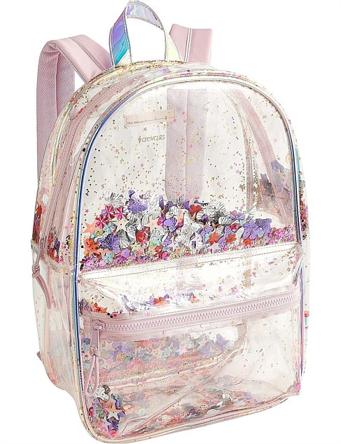 Shake Up Sequin Backpack