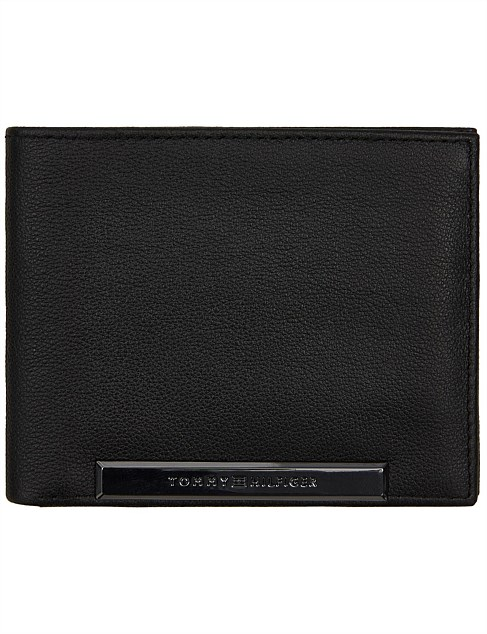 CORP PLAQUE MINI CC WALLET