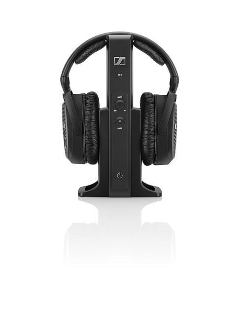 RS 175 - U Wireless Headphone System - Black
