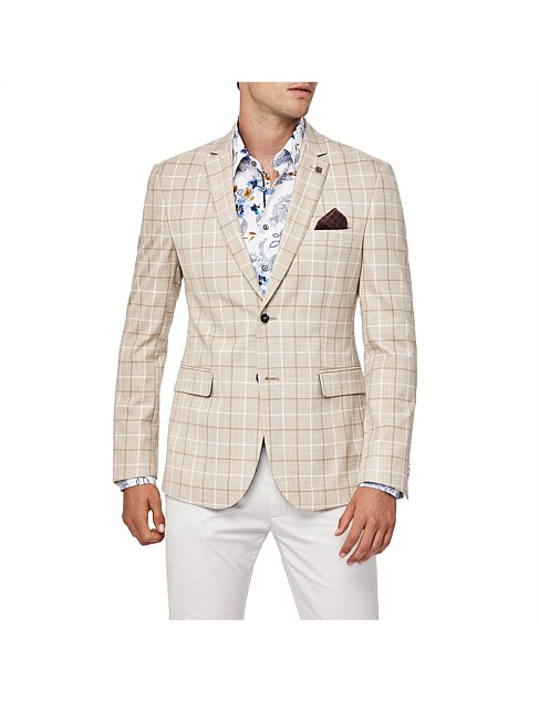 Lancelot 2 Button Notch Lapel Blazer