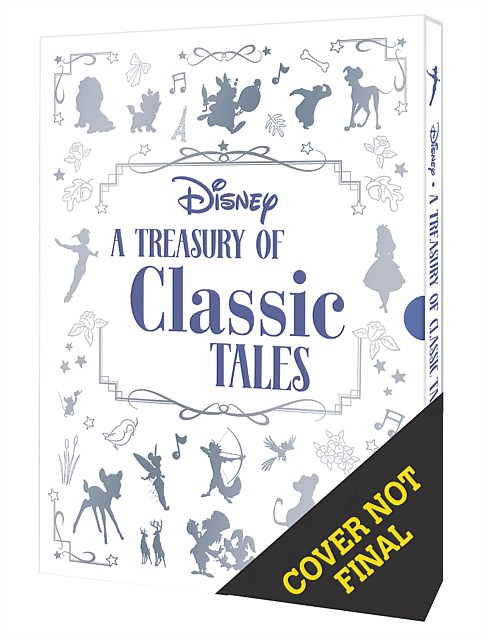 A Treasury Of Classic Tales - Disney Deluxe Treasury