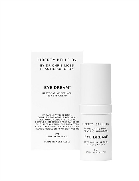 EYE DREAM Restorative Retinol .625 Eye Cream 15ML